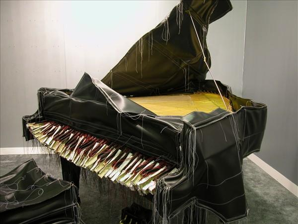 Baby Grand Piano