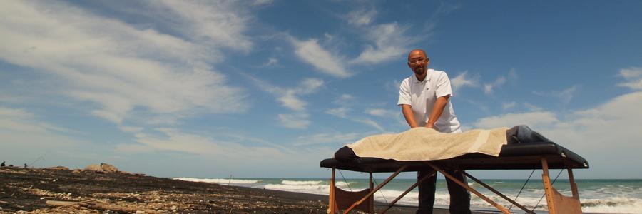 ニュージーランドで身体のケアを行なっている接骨院の日々イメージ