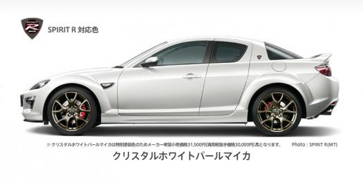 rx-8 sprit R